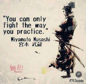 Mushin - Musashi